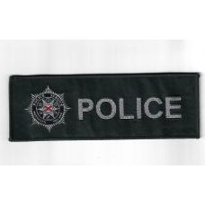 Northern Ireland Police Service Police Cloth Uniform Patch Badge