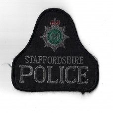Staffordshire Police Cloth Pullover Patch Badge