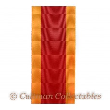 1842 China War Medal Ribbon – Full Size