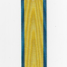Baltic Medal Ribbon (1854-55) – Full Size