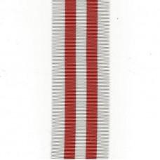 Indian Mutiny Medal Ribbon - Full Size