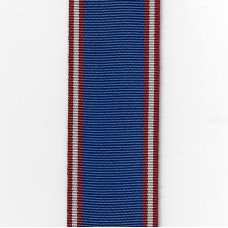 Royal Victorian Medal Ribbon - Full Size