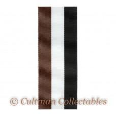 Central Africa Medal Ribbon - Full Size