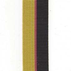 Queen's Sudan Medal Ribbon – Full Size