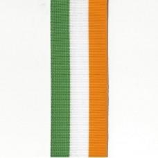 King's South Africa / KSA Medal Ribbon (1901-02) – Full Size