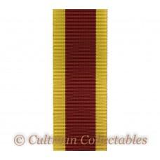 1900 China War Medal Ribbon – Full Size