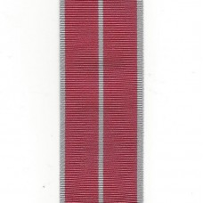 CBE, OBE, MBE Medal Ribbon (Military 2nd Type) - Full Size