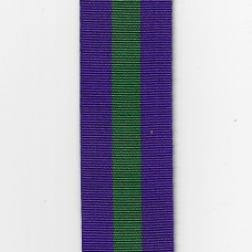 General Service Medal / GSM Ribbon (1918-62) – Full Size