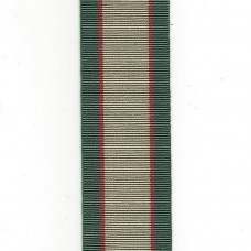 India General Service Medal / IGS Ribbon (1936-39) – Full Size