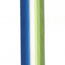 WW2 Atlantic Star Medal Ribbon – Full Size