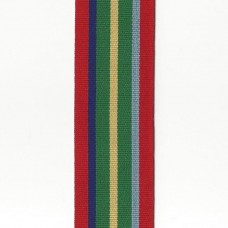 WW2 Pacific Star Medal Ribbon – Full Size