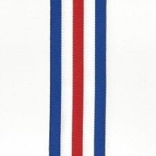 WW2 France & Germany Star Medal Ribbon – Full Size