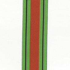 WW2 Defence Medal Ribbon – Full Size