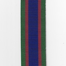 WW2 Canadian Volunteer Service Medal Ribbon – Full Size