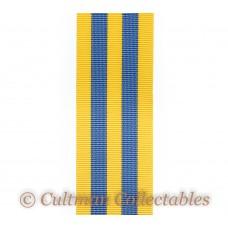 Queen's Korea Medal Ribbon (1950-53) – Full Size