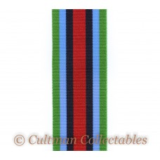 Operational Service Medal / OSM Ribbon (Sierra Leone) – Full size