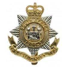 23rd Bn. London Regiment Anodised (Staybrite) Cap Badge