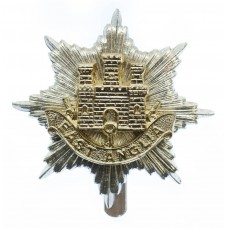 East Anglia Brigade Anodised (Staybrite) Cap Badge