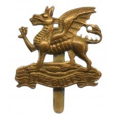 East Kent Regiment (The Buffs) Cap Badge