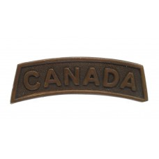 WW1 Canadian Infantry (CANADA) Shoulder Title