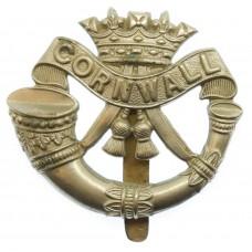 Duke of Cornwall's Light Infantry Cap Badge
