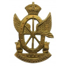 South African Railways & Harbours Brigade Cap Badge