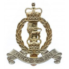 Adjutant General Corps Anodised (Staybrite) Cap Badge