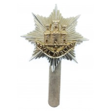 Royal Anglian Regiment Anodised (Staybrite) Cap Badge