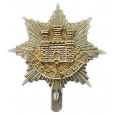East Anglian Brigade Anodised (Staybrite) Cap Badge