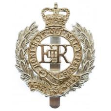 Royal Engineers Anodised (Staybrite) Cap Badge