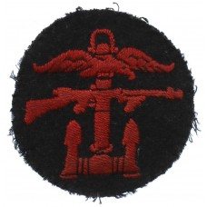 WW2 Combined Operatives Cloth Formation Sign