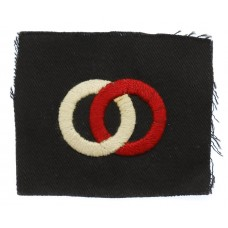 36th Infantry Division Cloth Formation Sign