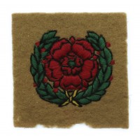 Lancastrian Training Brigade Cloth Formation Sign