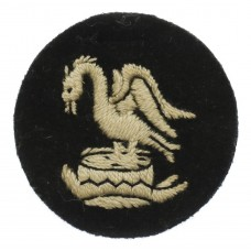 WW1 30th Division Cloth Formation Sign