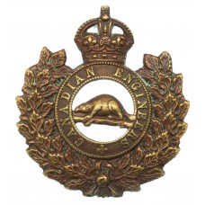 WW1 Canadian Engineers C.E.F. Cap Badge