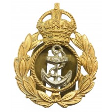 Royal Navy Chief Petty Officer's Cap Badge - King's Crown