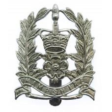 Hampshire Constabulary Constables Cap Badge - Queen's Crown