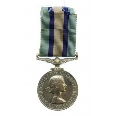 Royal Observer Corps Medal - Chief Observer T.S. Lake