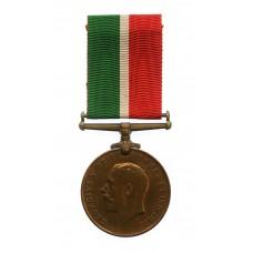 WW1 Mercantile Marine War Medal 1914-18 - John Parr