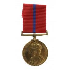 1902 Metropolitan Police Coronation Medal - PC. H. Stockley, 'B' Division (Chelsea)