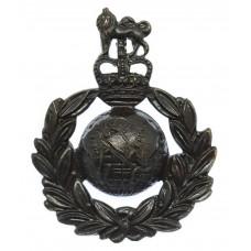 Royal Marines Cap Badge - Queen's Crown
