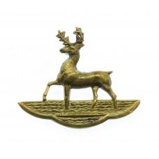 Hertfordshire Yeomanry Collar Badge
