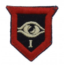 1st Guards Brigade Cloth Formation Sign