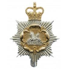 Gloucestershire & Hampshire Regiment Anodised (Staybrite) Cap Badge