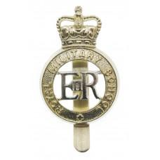 Duke of York's Royal Military School Anodised (Staybrite) Cap Bad