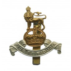 Royal Army Pay Corps (R.A.P.C.) Beret Badge - King's Crown