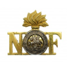 Northumberland Fusiliers Officer's Shoulder Title