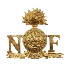 Royal Northumberland Fusiliers Shoulder Title