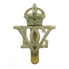 5th (Royal Inniskilling) Dragoon Guards Cap Badge - King's Crown