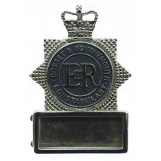Dorset & Bournemouth Constabulary Breast Badge - Queen's Crow